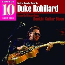CD DUKE ROBILLARD ROCKIN' GUITAR BLUES 011661326323