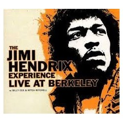 CD JIMI HENDRIX EXPERIENCE LIVE AT BERKELEY 4250079701025