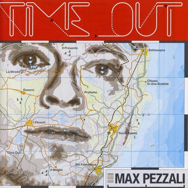 CD Max Pezzali- time out 5051442179323