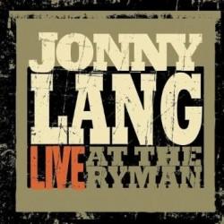CD JONNY LANG LIVE AT RYMAN 888072320079