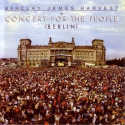 BARCLAY JAMES HARVEST A CONCERT FOR THE PEOPLE 5013929731745