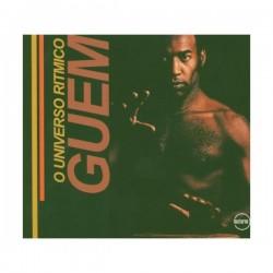CD GUEM O UNIVERSO RITMICO 826596003672