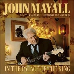 CD JOHN MAYALL IN THE PALACE OF THE KING 5034504134522