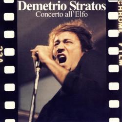 CD DEMETRIO STRATOS CONCERTO ALL'ELFO 888837941723