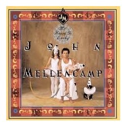 CD JOHN MELLENCAMP MR HAPPY GO LUCKY 731453289628
