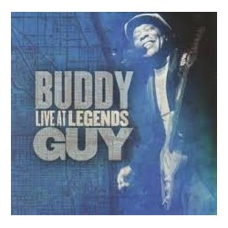 CD BUDDY GUY LIVE AT LEGENDS 887654376220