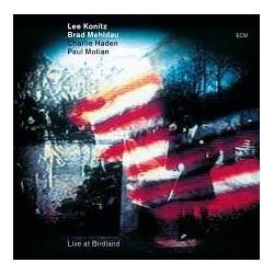 CD LEE KONITZ BRAD MEHLDAU CHARLIE HADEN PAUL MOTIAN LIVE AT BIRDLAND 602527369877