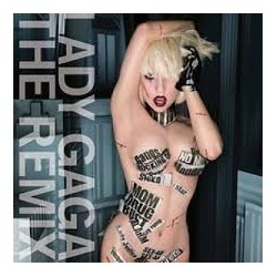 CD LADY GAGA THE REMIX 602527382807