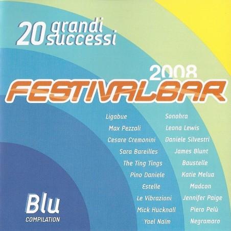 CD Festivalbar 2008 20 grandi successi