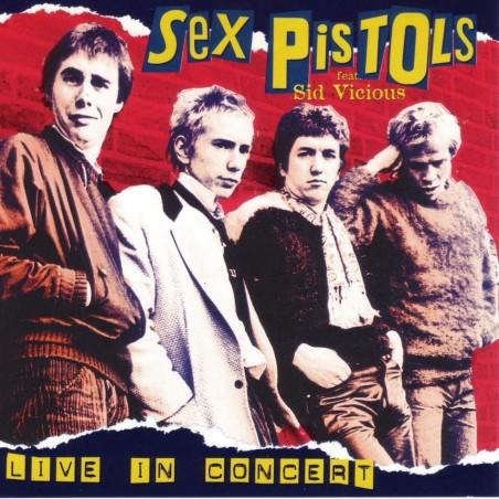 CD Sex Pistols- live in chicago 9002986528999