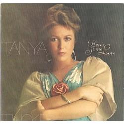 LP TANYA TUCKER HERE'S SOME LOVE