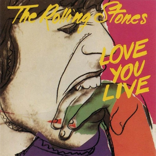 CD The Rolling Stones- love you live - doppio cd 602527164243