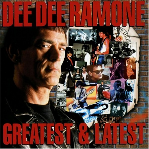 CD Dee Dee Ramone-Greatest e latest 5034504115620