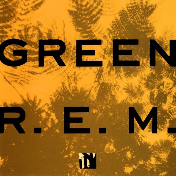 CD R.E.M- green 075992579520