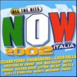 CD ALL THE HITS NOW 2002 ITALIA 724381185223
