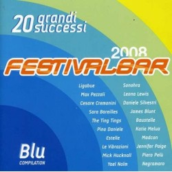 CD FESTIVALBAR 2008 5051442874457