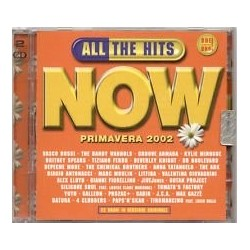 CD ALL THE HITS NOW PRIMAVERA 2002 724353935320