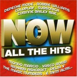 CD ALL THE HITS NOW 094635881424
