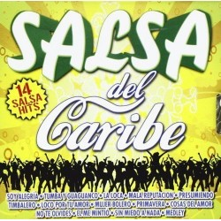 CD SALSA DEL CARIBE 8026208087720
