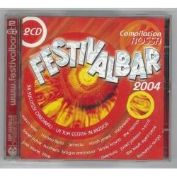 CD FESTIVALBAR 2004 724357181822