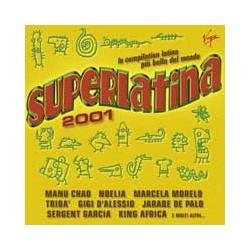 CD SUPERLATINA 2001 724381111420