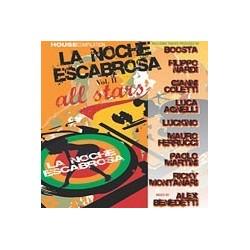 CD LA NOCHE ESCABROSA 8019991862582
