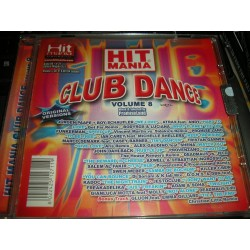CD HIT MANIA CLUB DANCE VOL.8 8022425127119