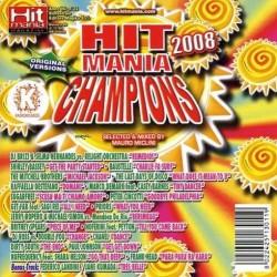 CD HIT MANIA CHAMPIONS 2008 8022425130119