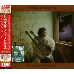 CD Miroslav Vitous- magical shepherd japan 24bit 081227960070