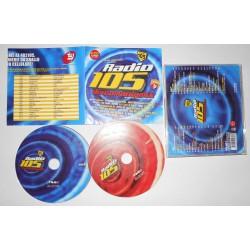 CD RADIO 105 DISCOMANIAMIX 8019991004821