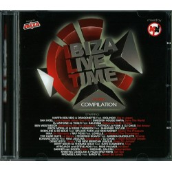 CD IBIZA LIVE TIME 8032516116038