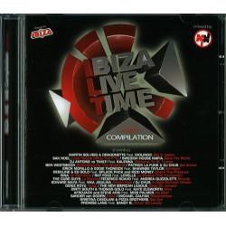 CD IBIZA LIVE TIME 8032516116038