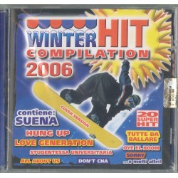CD WINTERHIT COMPILATION 2006 8026208045423