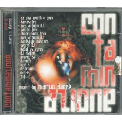 CD CONTAMINAZIONE- MIXED BY MARLIO DANCE 8032484001923