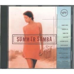 CD SUMMER SAMBA 731456470726