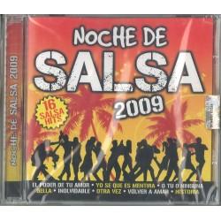 CD NOCHE DE SALSA 2009 8026208087829
