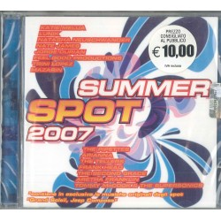 CD SUMMER SPOT 2007 4029758844328