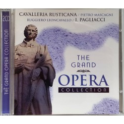 CD THE GRAND OPERA COLLECTION 8711953028035