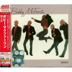 CD Bobby Mcferrin japan 24 bit