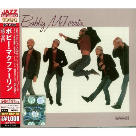 CD Bobby Mcferrin japan 24 bit