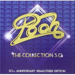 CD POOH THE COLLECTION 5.0 5054197116827
