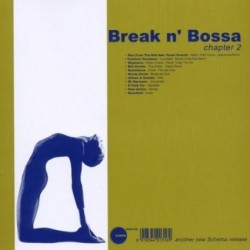CD BREAK N' BOSSA 2 8018344013169