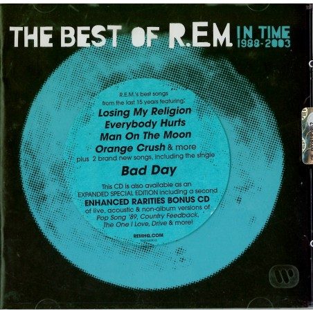 CD Rem-The best of Rem in time 1988/2003