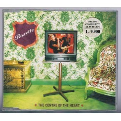 CDS ROXETTE THE CENTRE OF THE HEART 724387917125