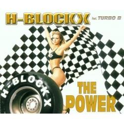 CDS H-BLOCKX THE POWER 743219194923
