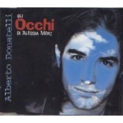 CDS ALBERTO DONATELLI GLI OCCHI DI ALESSIA MERZ