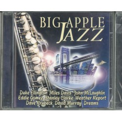 CD BIG APPLE JAZZ 5099749102521