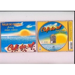 CDS TULLIO DE PISCOPO FT ISABEL CORTEZ CAFE' DO SOL 8012855385722
