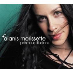 CDS ALANIS MORISSETTE PRECIOUS ILLUSIONS 093624244721