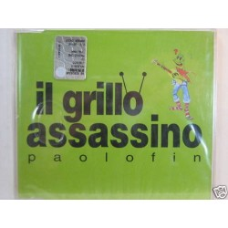CDS IL GRILLO ASSASSINO PAOLOFIN 8030216200323